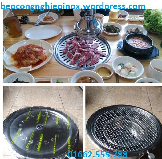 Cung cấp bếp nướng than hoa không khói đặt âm bàn và chụp hút khói bếp nướng giá rẻ nhất TPHCM