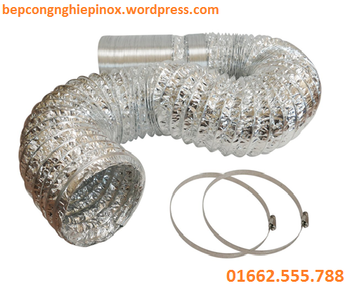 Ống bạc mềm có thể uốn cong, gập khúc theo ý muốn rất tiện