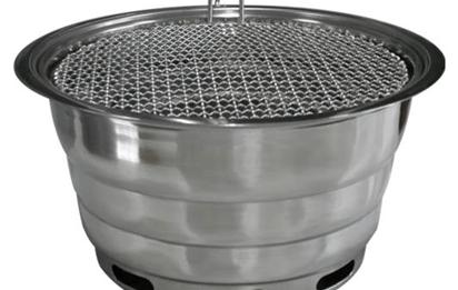 Bếp nướng than hoa hút dương / Bếp lẩu nướng không khói hút thả trần
