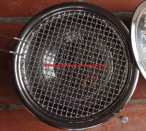 Bếp nướng than hoa hút dương tại Hà Nội / Giá bán bếp nướng than hoa hút dương tại Hà Nội