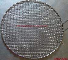 Vỉ nướng inox có tay cầm tại Hà Nội / Giá bán vỉ nướng inox có tay cầm