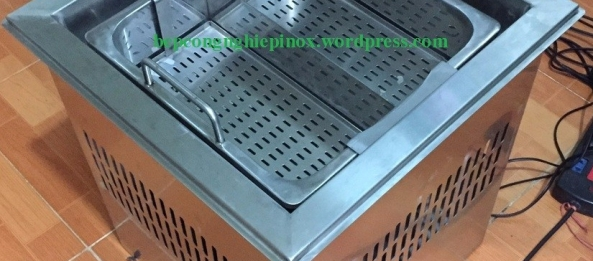 Bán bếp lẩu thang máy giá rẻ tại Hà nội / Tìm mua nồi lẩu tự nâng ở đâu Hà Nội
