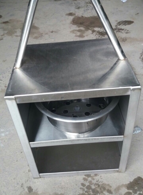 Giá bán dỏ xách xô than inox tại Lâm Đồng