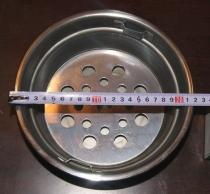 kích thước xô đựng than bếp lẩu nướng nhà hàng / xô than bếp nướng không khói / bát than lò nướng âm bàn