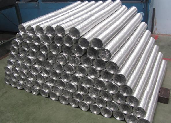 Ống nhôm cứng chịu nhiệt độ cao giá rẻ tại Hà Nội / Ống nhôm nhún bán cứng giá rẻ tại Hà Nội