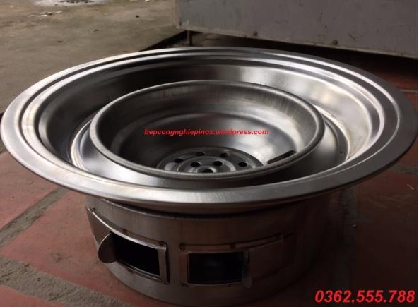 Giá bán bếp nướng than ngoài trời tại tphcm