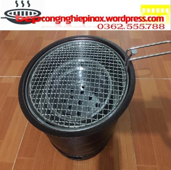 Nơi bán bếp nướng than tại bàn BBQ mã VN02