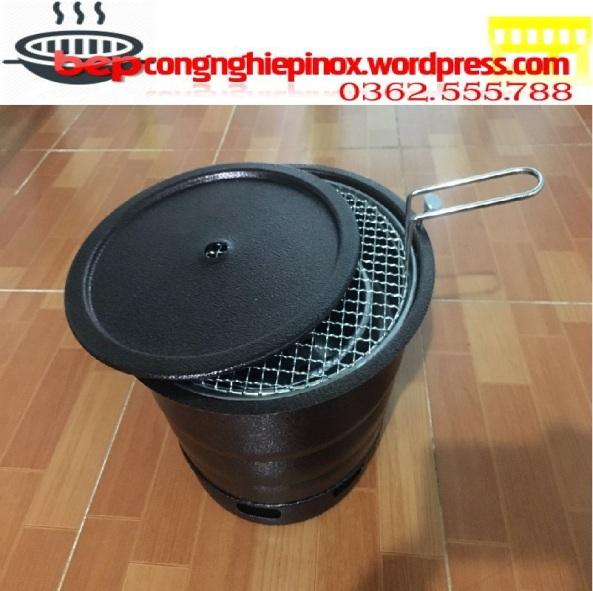 Giá bán bếp nướng than nhà hàng VN02