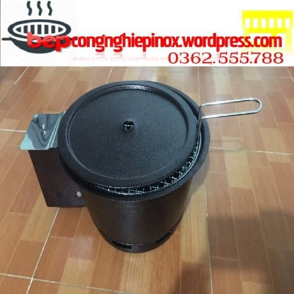 Giá bán bếp nướng than hoa có quạt thổi VN01